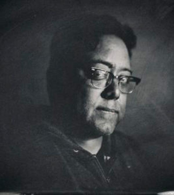 2020 Teaching Award recipient, Photographer & Educator Frank Lopez portrait